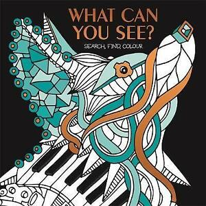 WHAT CAN YOU SEE? / GEMMA COOPER 9781783706525