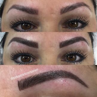 Feather Stroke Eyebrows and Cosmetic Tattoo
