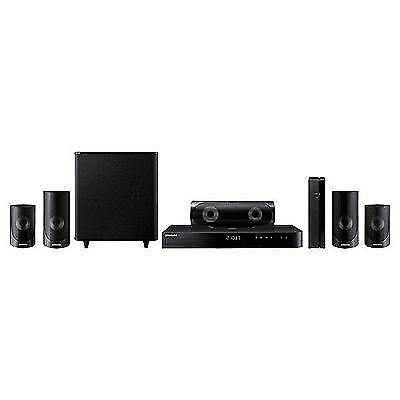 Samsung 5 Series 1000W 5.1-Ch. 3D / Smart Blu-ray Home Theater System Black HT-J5500/ZA