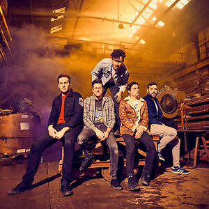 Arkells- 1ST ROW, Section 7- Peterborough Memorial Ctr.- Nov. 15