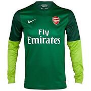 Arsenal Football Shirt 2012