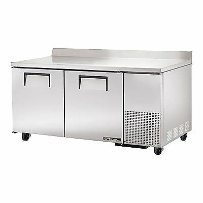 True Twt-67-hc 67 Work Top Refrigerated Counter