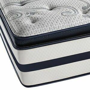"MATTRESS CITY -QUEEN SIZE 2""PILLOWTOP MATTRESS FOR ONLY $199"