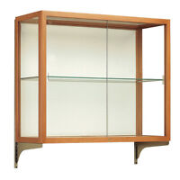 WANTED TROPHY CASE - GLASSED IN DISPLAY OR PANES OF GLASS