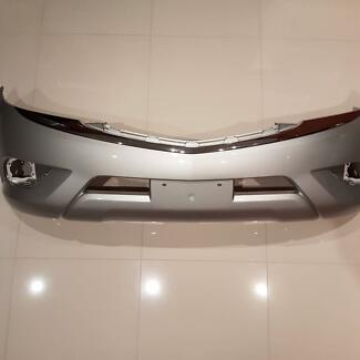 Mazda BT-50 front bumpers