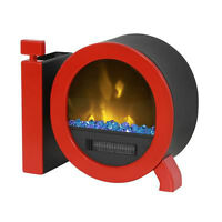 NEW Heater Fireplace Tabletop Desktop Efficient Electric
