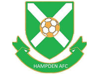 Hampden afc, saturday morning GCFA premier are looking for reliable players for all positions.