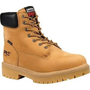 Timberland prosteel toe boots
