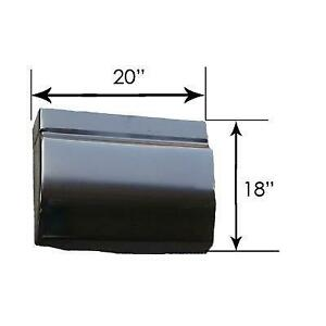 Extended Cab Corners Fit 1994-2004 S10 & Sonoma Available at Browns Auto Supply