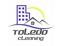 Domestic, End of tenancy, commercial cleaning, and commercial windows, parttions cleaning.