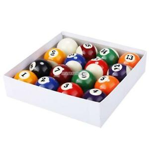 Billiard 16Pcs Pool Ball Deluxe Set - standard size - FREE SHIPPING