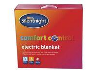 Silentnight Double Heated Blanket