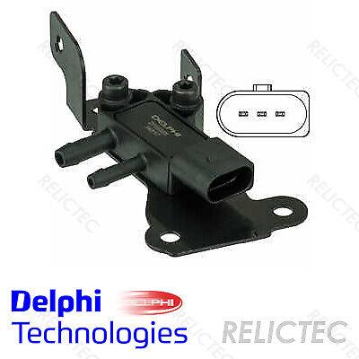 Exhaust air pressure sensor DPF Vauxhall Opel Chevrolet:ANTARA,CRUZE 25182883