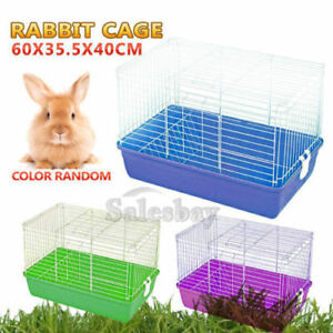 Large Pet Rabbit Bunny Hutch Ferret Guinea Pig Cage House Carrier Thomastown Whittlesea Area Preview