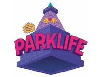 4 parklife tickets