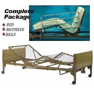 Electric Hospital Bed + Free Delivery+ Warranty + Sheet+No TAX