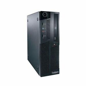 MEGA SOLDES : Lenovo ThinkCenter M90p Core i5  - 6 Gb - 320GB - Graveur DVD - HDMI - Win 7 Pro
