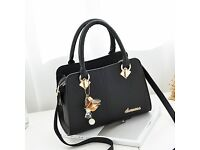 Handbag/Shoulder Bag with Ting