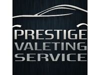 Mobile Valeting Service £10 In & Out!
