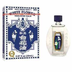 White Flower Analgesic Balm /Oil 20ml Sale Wellington Area Preview