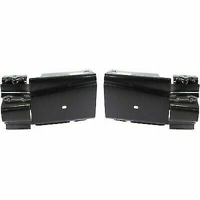 Bumper Bracket compatible with Chevrolet Express//Savana Van 03-17 Front Right and Left Side 2500//3500 2WD 8500//8600 LB GVW