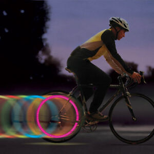 BRAND NEW BIKE BICYCLE CAR MOTORCYCLE TIRE VALVE 2 LED LAMP WHEE Regina Regina Area image 6