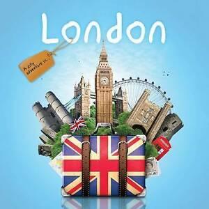 Amy Allatson-London  BOOK NEW