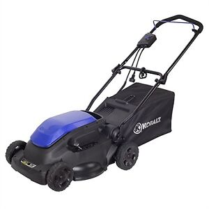 New In-Box Kobalt Electric Lawn Mower 10 Amp 16""