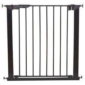 Baby start black child gate 3 metre stair gate child safety baby
