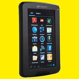 """4.3"""" Internet Tablet / mp3 Player EM543 eMERSON Android 4.0"""