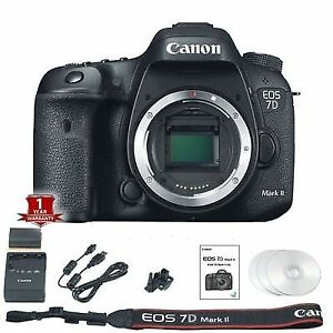 Mint Condition Canon 7D Mark II body Only