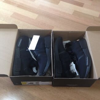 Adidas NMD Japan black 9 US & 8 US new sneaker