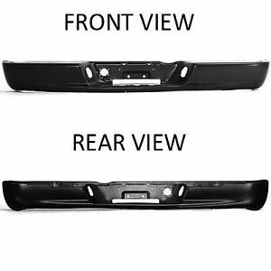 NEW PAINTED 2002-2008 DDODGE RAM REAR BUMPER +FREE SHIPPING