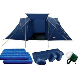 Halfords Family Tent & Accessories