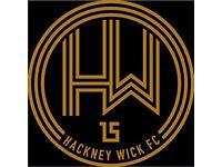 HACKNEY WICK FC UNDER 18S & 21S SEEK PLAYERS