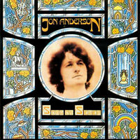 "Jon Anderson ( From YES) (2nd solo) ""Song of Seven"" LP"