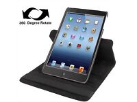 Perfect condition ipad mini hardly used includes official leather standing case