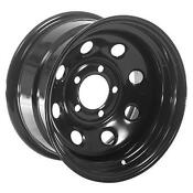 Black Racing Rims