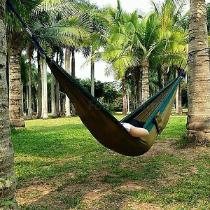 Double person hammock for Sumner