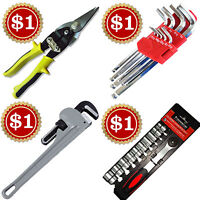 ★$1 FlashSale★Socket Wrench Set&Adjustable Wrench★Final Price:$1