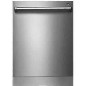 24-inch Built-In Dishwasher with Super Cleaning System