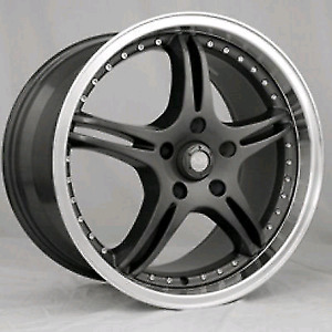 ADR Wheels With Kumho Ecsta Le Sports Tires (sets of 4)