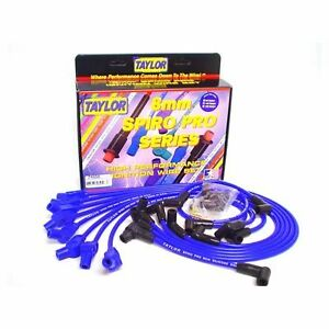 Taylor Spark Plug Wire Set - 5.0/5.8L Ford