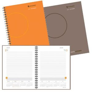At A Glance Planning Notebook-Brand New-Good for any year