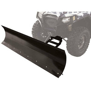 Polaris RANGER 400 500 570 Tusk SubZero Snow Plow Kit, Winch Equipped 72