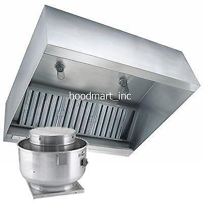 commercial hood exhaust fans ebay