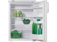 //(%)\ MIELE WHITE UNDER COUNTER FRIDGE WITH 6 MONTHS GUARANTEE