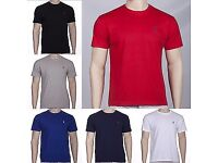 Men's Polo Ralph Lauren BNWT Crew Neck Small Pony T-Shirts RRP £45 Sizes S - XL