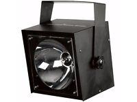 DJ SHOWTEC Black Widow Strobe New In Box lighting
