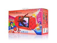 PORTABLE HANDHELD GAMES CONSOLE INCLUDING 500+ GAMES